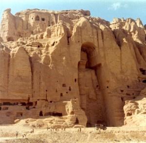 बामियान में बुद्ध Buddha in Bamiyan